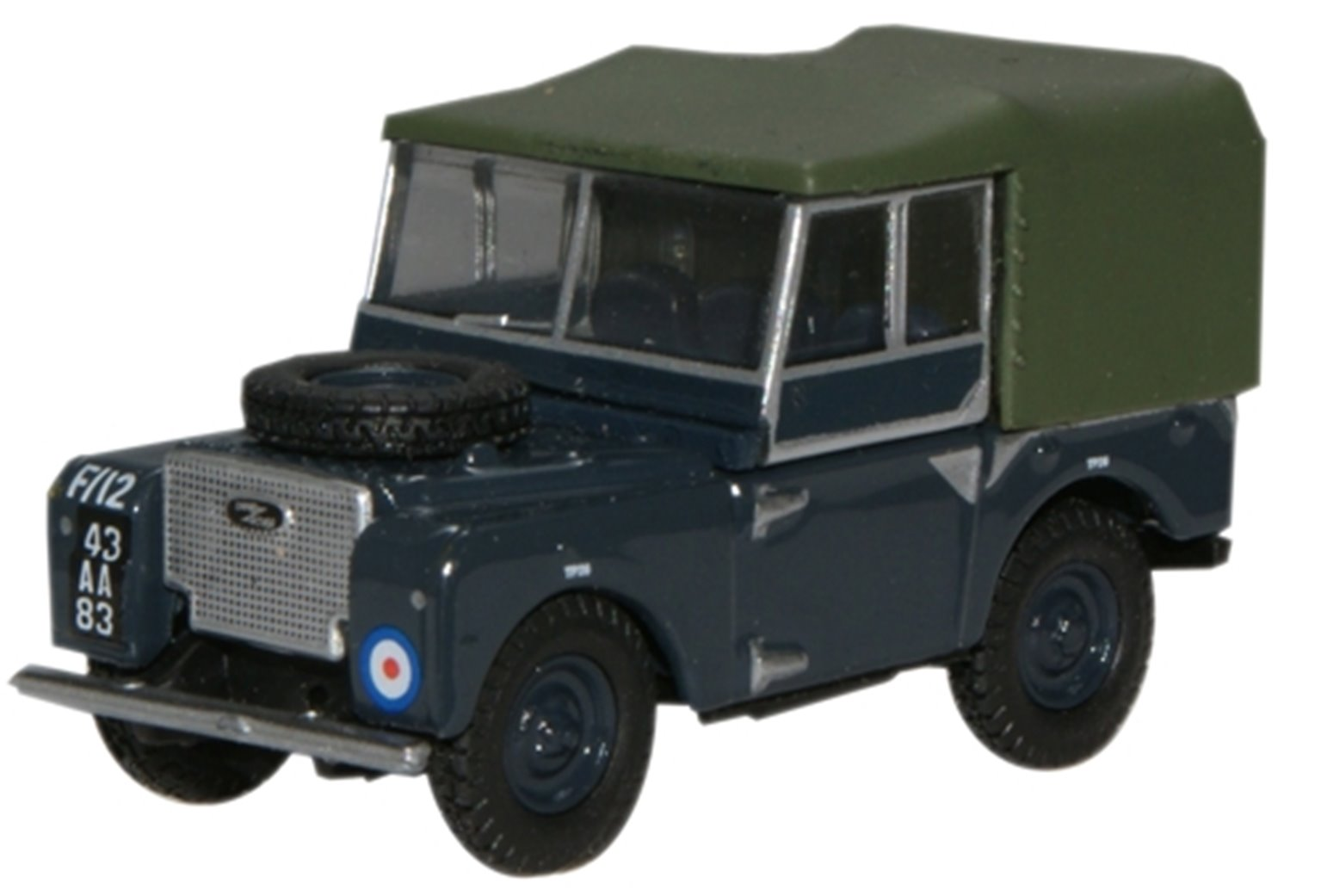 RAF Land Rover Series I 80 Canvas