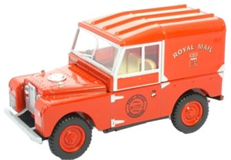 Land Rover Royal Mail