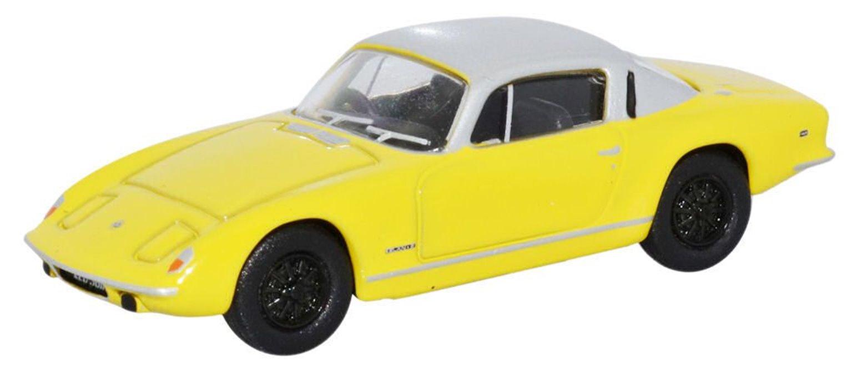 Lotus Elan Plus2 Yellow/Silver