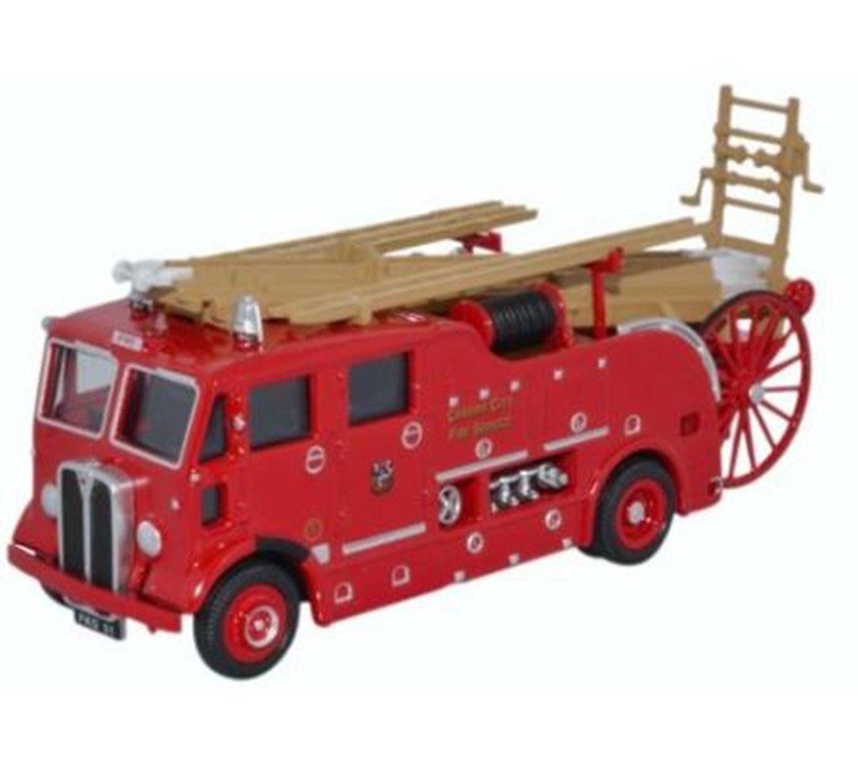 AEC Regent III Pump Escape Cardiff City Fire Service