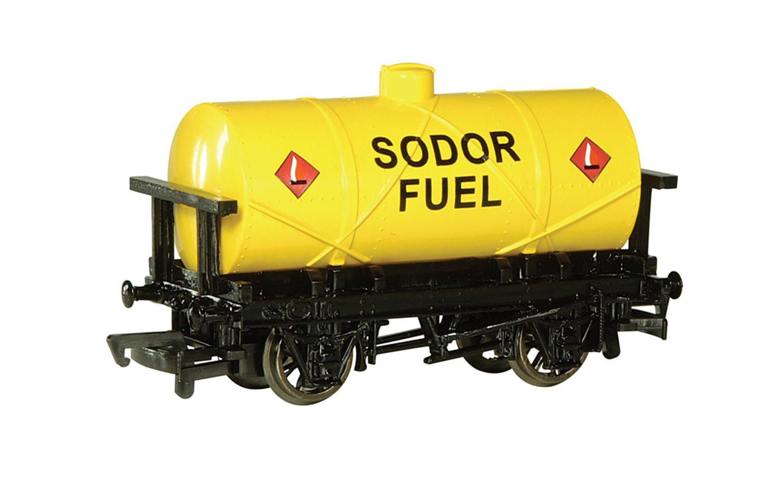Sodor Fuel Tank Wagon