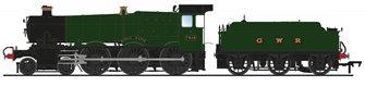 'Hinton Manor' GWR Green 4-6-0 Steam Locomotive No.7819