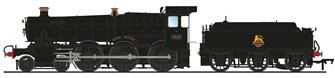 'Iford Manor' BR Black (Early Crest) Manor Class 4-6-0 Steam Locomotive No.7824