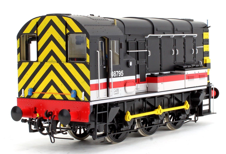 Class 08 795 Intercity Swansea Diesel Shunter Locomotive