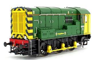 Class 08 891 Freightliner Diesel Shunter Locomotive