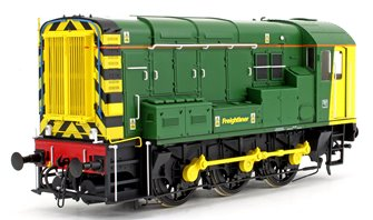 Class 08 Freightliner Unnumbered Diesel Shunter Locomotive