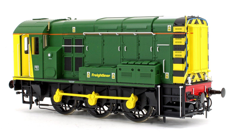 Class 08 Freightliner Unnumbered Diesel Shunter Locomotive