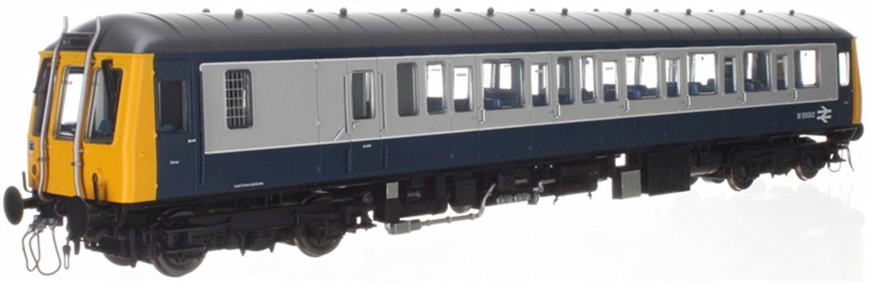 Class 122 55002 BR Blue Grey - DCC Sound