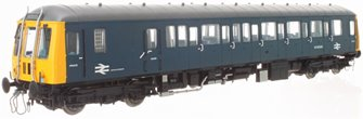Class 122 55006 BR Blue - DCC Fitted