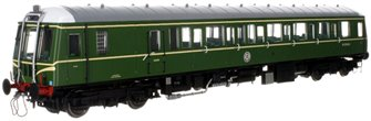 Class 122 55004 BR Green (Speed Whiskers) - DCC Sound
