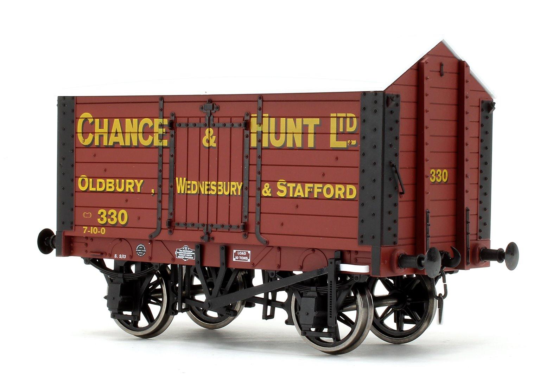 Chance & Hunt Salt Van No.330