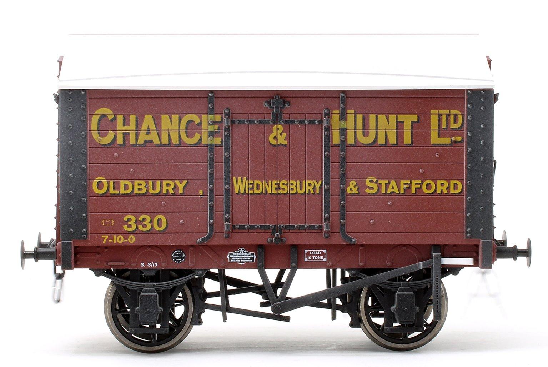 Chance & Hunt Salt Van No.330 Weathered