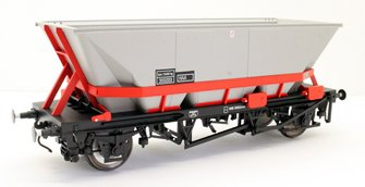 MGR HAA coal wagon ( Red cradle) #355203