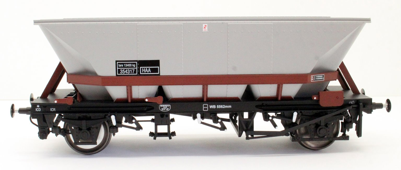 MGR HAA Coal Wagon (Brown Cradle) #354317