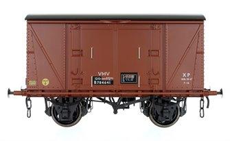 Vanwide 12 Ton Goods Van BR Bauxite # B 784641 VMV