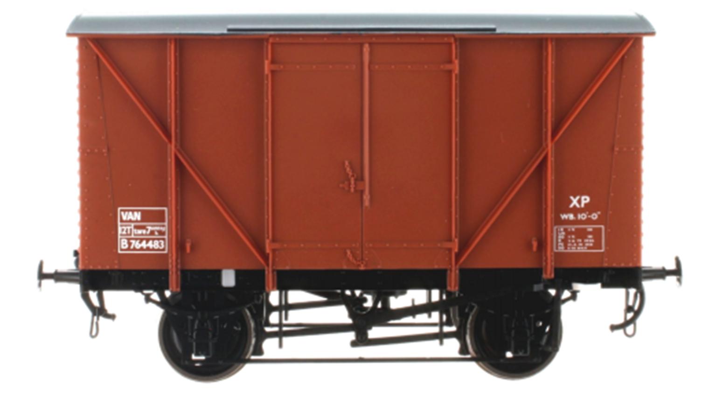 BR Standard Plywood Van Diagram 213 Bauxite B764481
