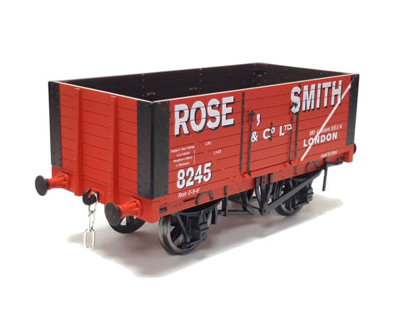 8 Plank Wagon Rose Smith 8245