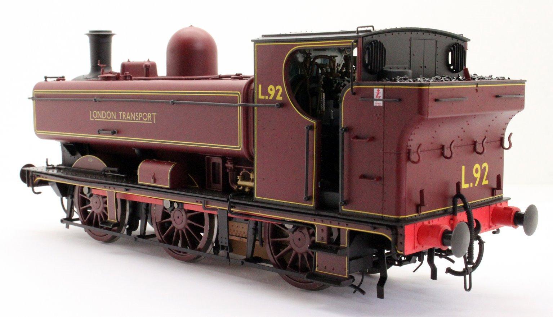 Class 57xx Pannier L92 London Transport