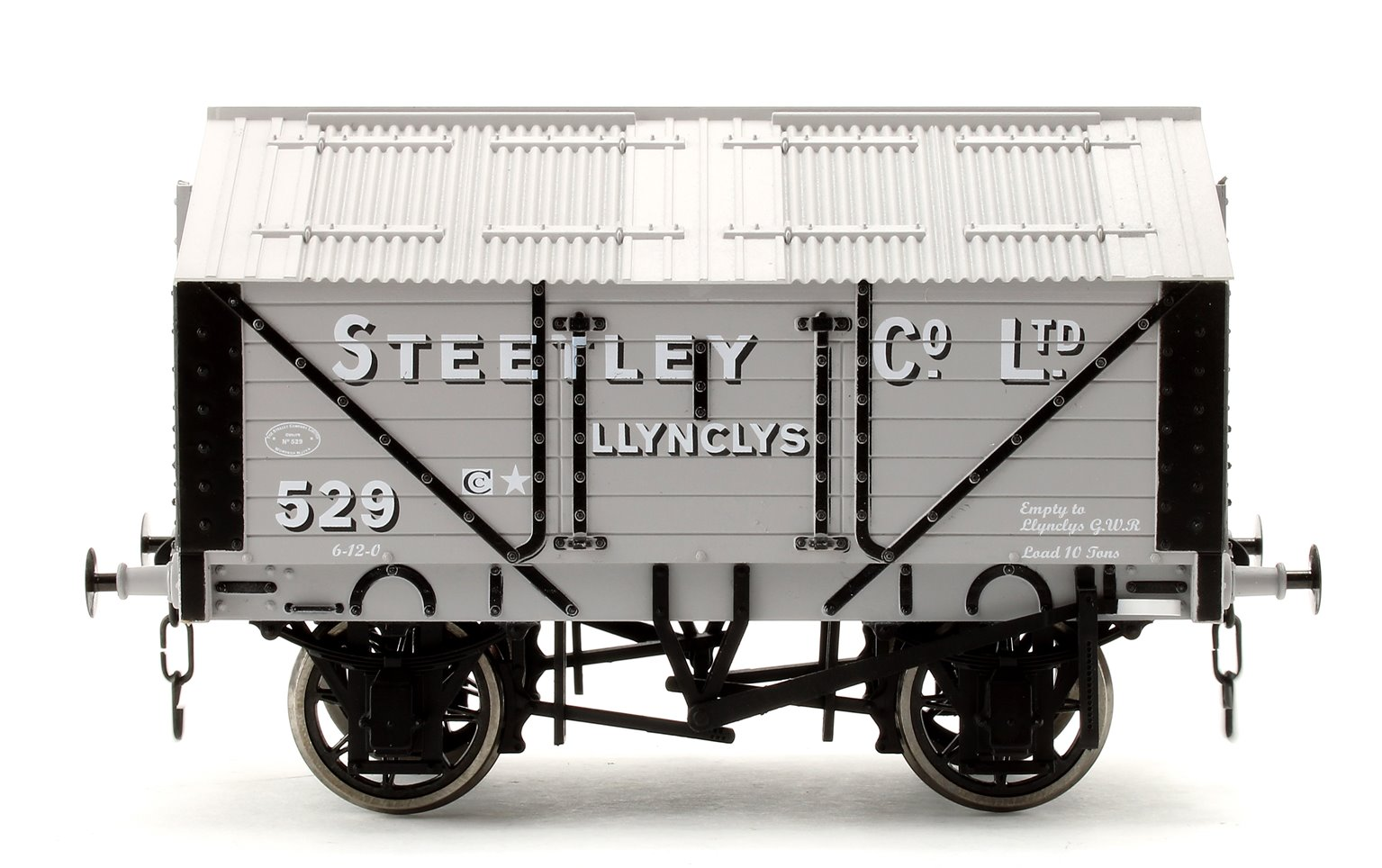 Lime Wagon Steetley Co. Llynclys