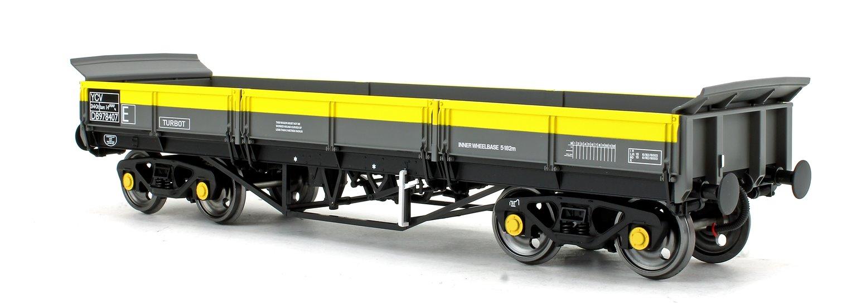 Turbot Bogie Ballast Wagon Engineers Dutch Livery DB978407