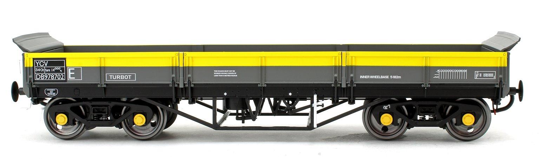 Turbot Bogie Ballast Wagon Engineers Dutch Livery DB978702
