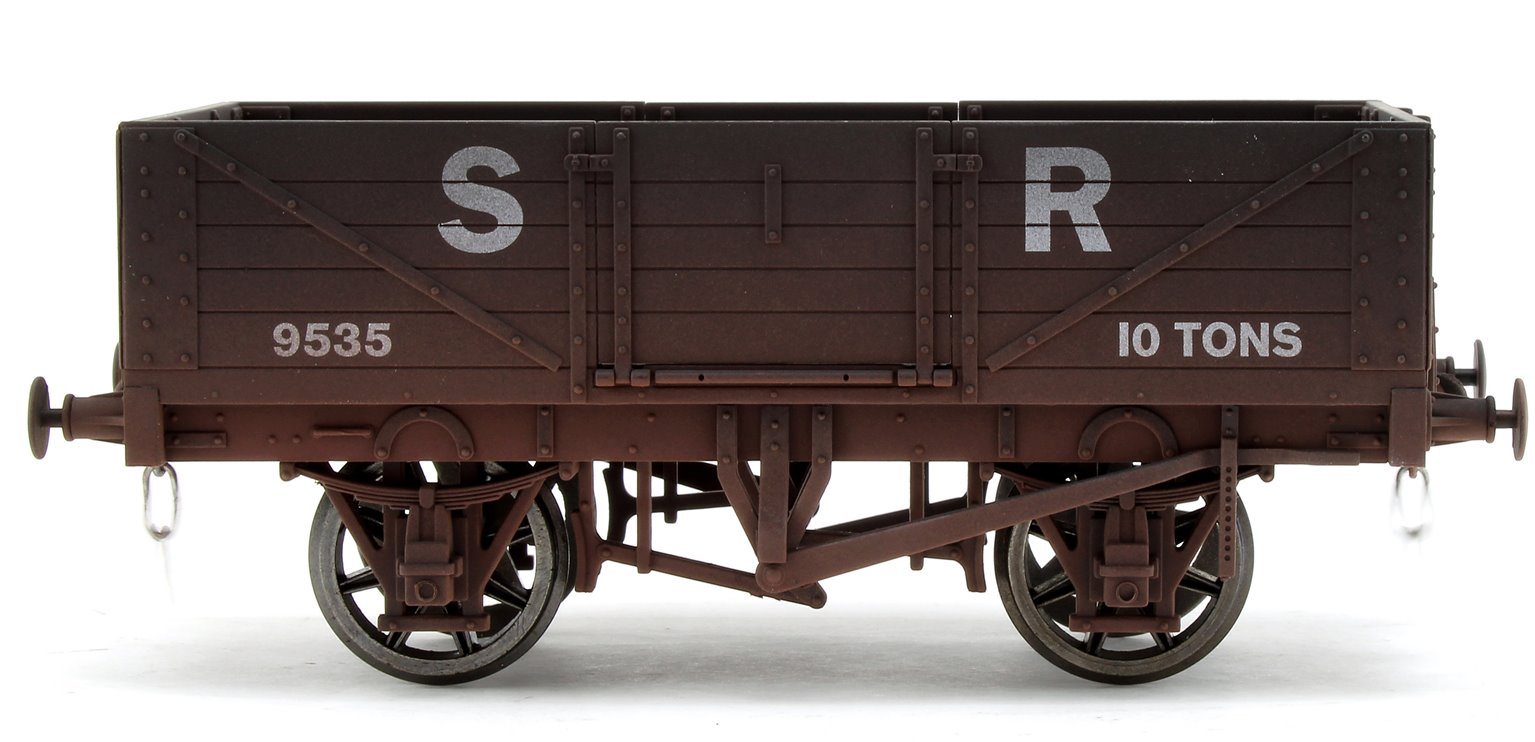 SR 5 Plank Open Wagon No.9535 Weathered