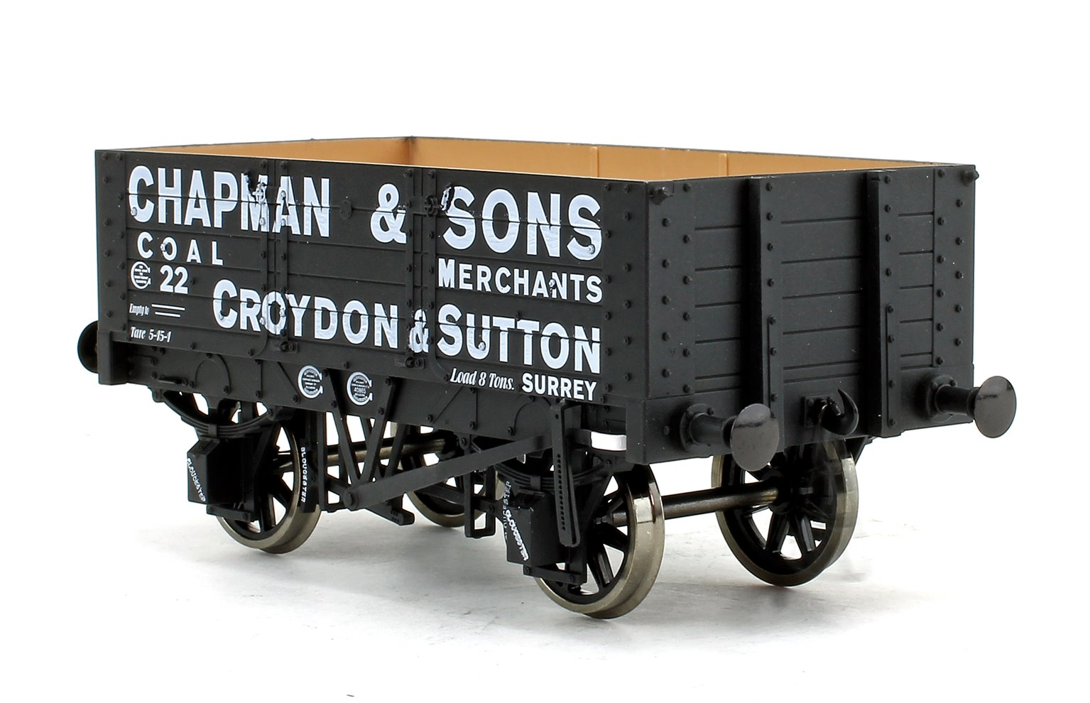 5 Plank Chapman and Sons 22