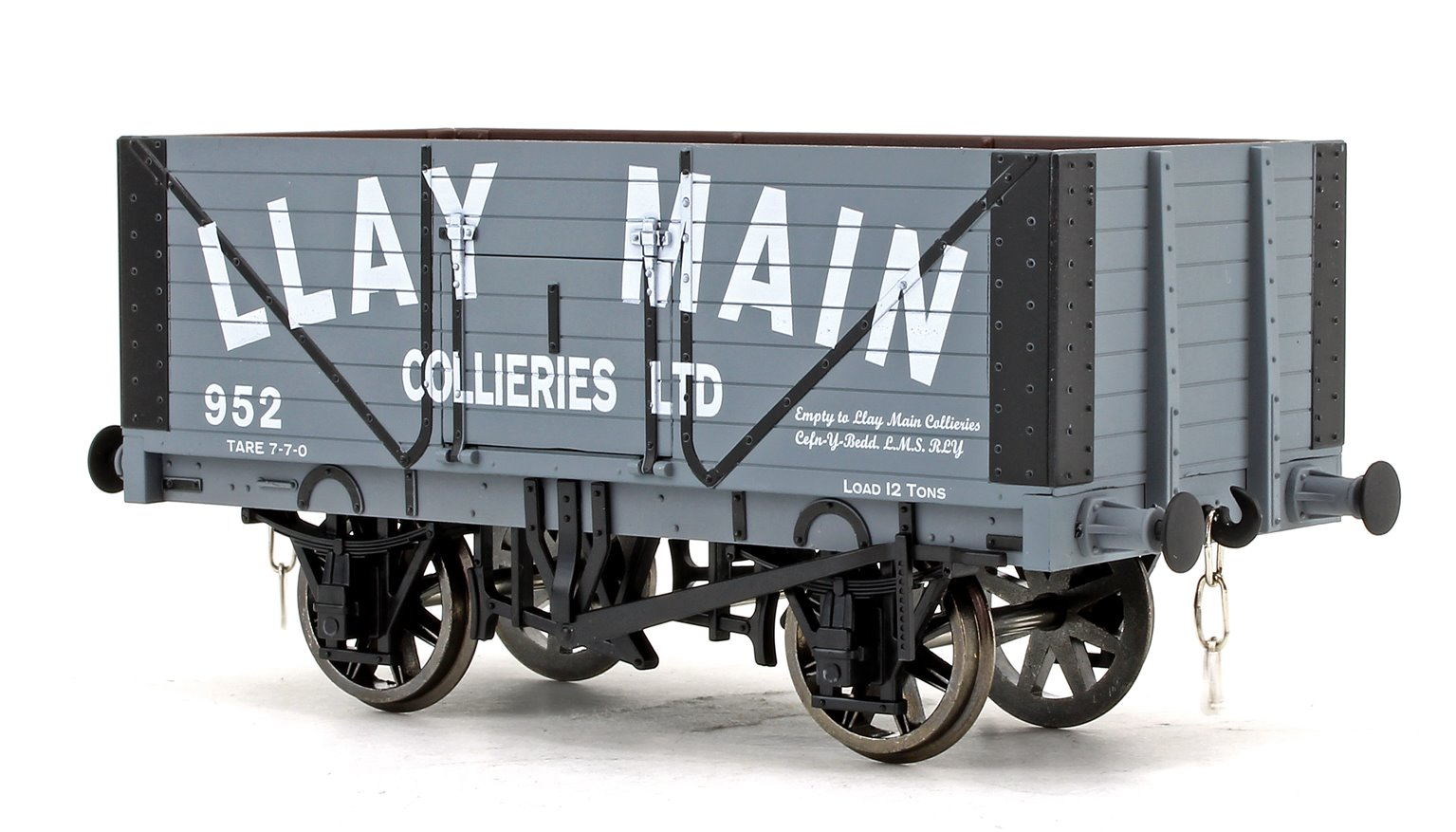 8 Plank Llay Main Wagon No.952