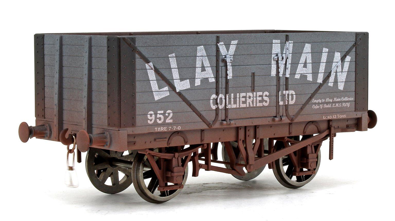 8 Plank Llay Main Wagon No.952 (Weathered Edition)