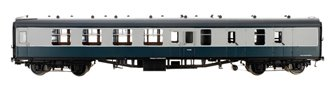 BR Blue/Grey BSK MK1 Coach (Unnumbered) DCC Fitted