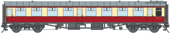 BR ER Crimson & Cream SO Coach No.E3774