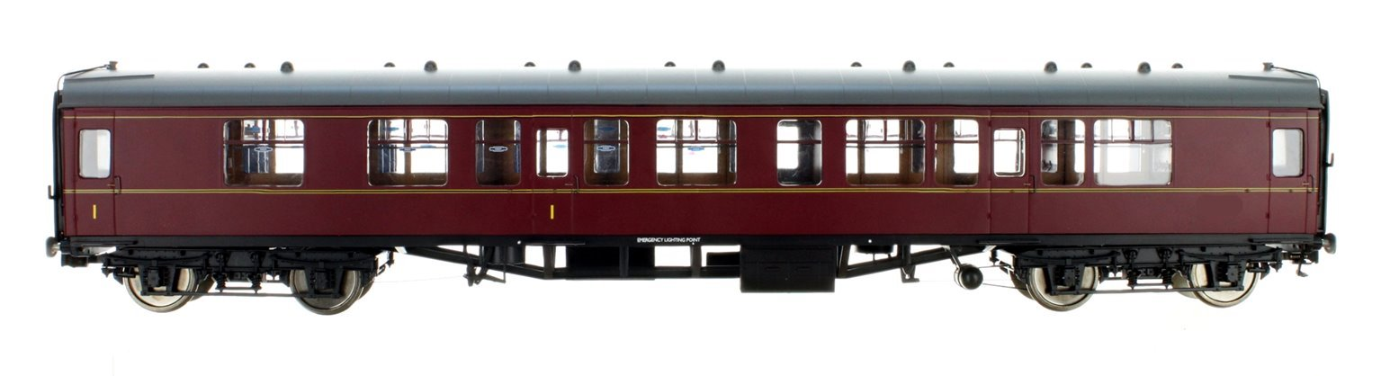 BR MR Maroon CK Coach (Unnumbered)