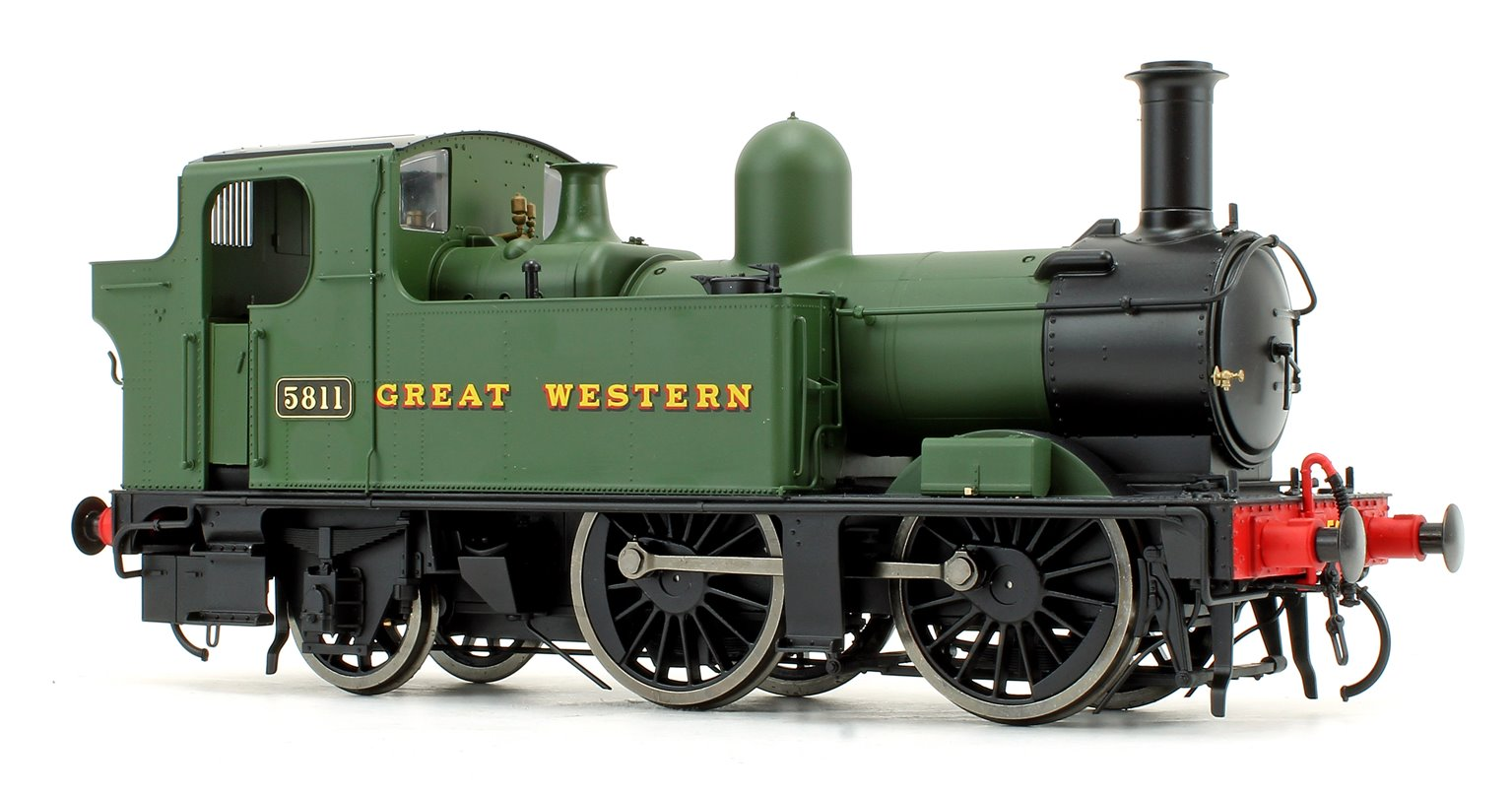 58xx Class Great Western Green 5811