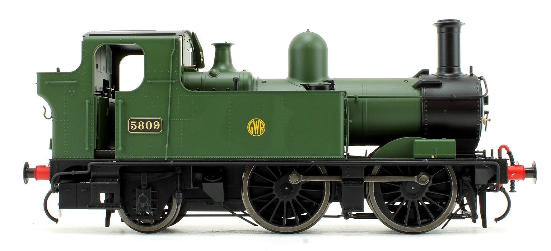 58xx Class GWR Shirtbutton Green 5809