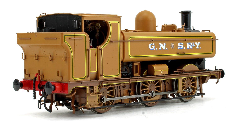 Class 57xx Pannier Ex 5775 GNSR Lined Caramel