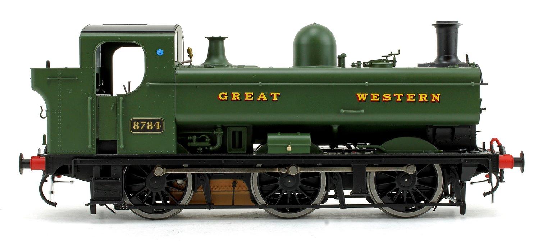 Class 57xx Pannier 8784 Great Western Green