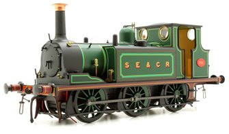 Terrier A1 751 SECR Green - DCC Fitted