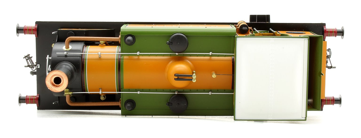 'Boxhill' Stroudley Terrier A1 Class LBSCR Improved Engine Green 0-6-0 Locomotive No.82