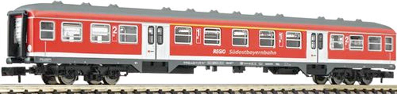 DBAG ABn417 Sudostbayernbahn 1st/2nd Class Coach VI