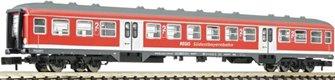 DBAG Bnrz451 Sudostbayernbahn 2nd Class Coach VI