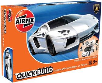 Airfix Quickbuild Model Kit - Lamborghini Aventador LP 700-4