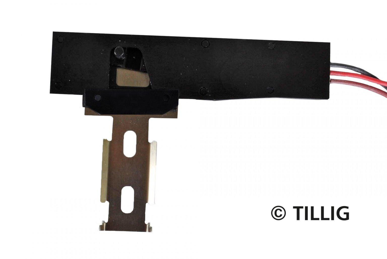 Tillig elite track : Right Manual operating gear