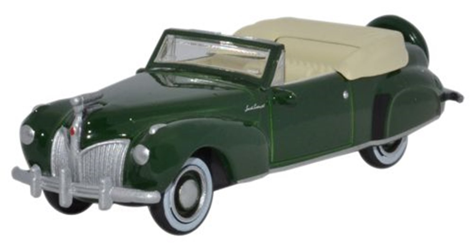 Lincoln Continental 1941 Spode Green