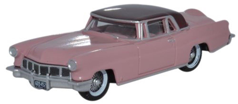 Oxford Diecast 87LC56002 1956 Continental Mkll Amethysl/Dubo