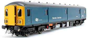 Class 128 DPU 'Parcels Service' BR Rail Blue (Full Yellow Ends) Locomotive M55994