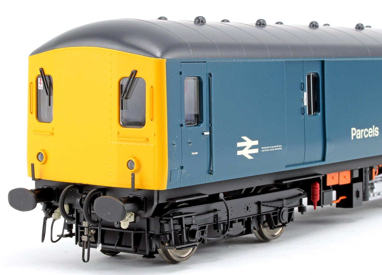 Class 128 DPU 'Parcels Service' BR Blue (Yellow Ends) Locomotive M55995