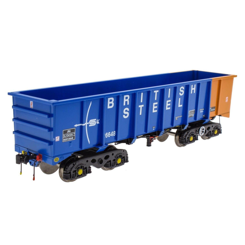 PTA/JUA Bogie Tippler Pack - British Steel Blue (Inner)