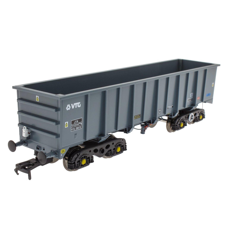 PTA/JTA+JUA Bogie Tippler Pack - VTG Grey