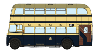"Birmingham ""New Look"" Guy Arab - BCT #2901  (JOJ 901) - 62 REDNAL"