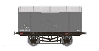 Gunpowder Van - LNER No.N260936 (RCH Pattern)